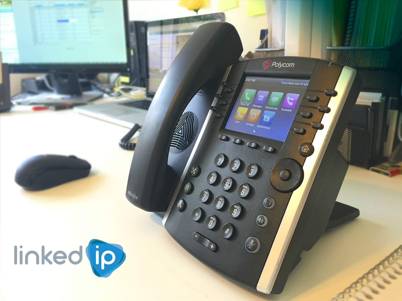 Telefonía IP de LinkedIP